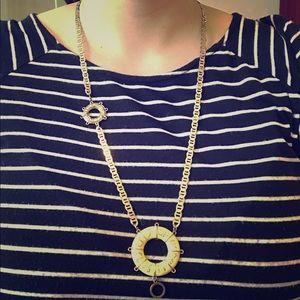 Betsey Johnson Nautical Necklace